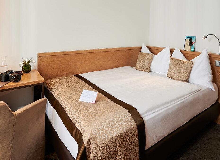 Economy Zimmer – Hotel Ambiance Zermatt